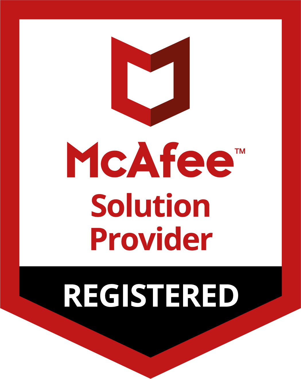 Mcafee Registered Partner